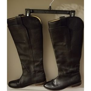 Frye Paige tall boots